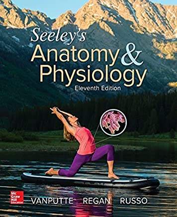 Seeley's Anatomy & Physiology by Cinnamon VanPutte Jennifer Regan Andrew F. Russo Dr. Rod R. Seeley Dr.(2016-01-04)
