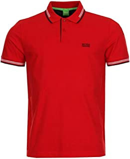 2020 Paul Slim-fit Stretch-Cotton W/Contrast Tipping Golf Polo