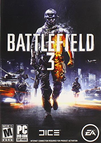 Electronic Arts Battlefield 3, PC - Juego (PC, PC, Shooter, M (Maduro), 20000 MB, 2048 MB, Intel Core 2 Duo, 2.4 GHz/AMD Athlon X2, 2.7 GHz) - Windows