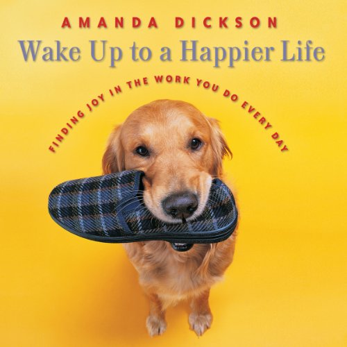 Wake Up to a Happier Life audiobook cover art