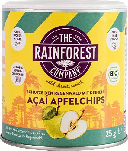 Bio Açaí Apfelchips, 25 g