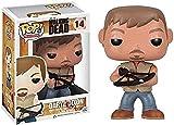 ELSVTECH Figura de The Walking Dead - Daryl Dixon Pop Figure Collection Serie de TV American Form Cr...