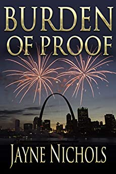 Burden of Proof (Madrona Point Book 3) by [Jayne Nichols]