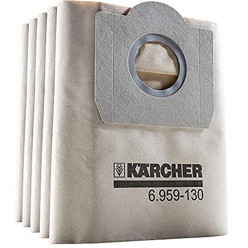 KÄRCHER Papierfilterbeutel 5er Pack (5 x 5 Stück)