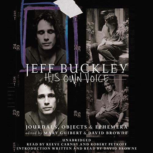 Jeff Buckley audiobook cover art