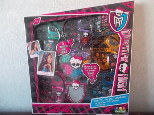 Canal Toys - 06024 - Kit de Loisir Créatif - Coiffeur N Style - Monster High