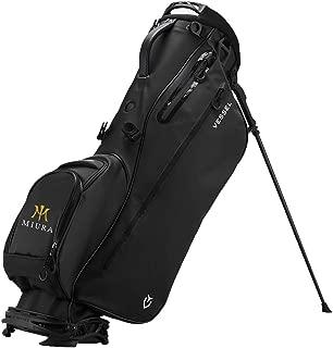 Miura Lite Stand Bag Black