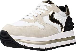 VOILE BLANCHE Maran S-Sneaker in Suede e Tessuto Tecnico