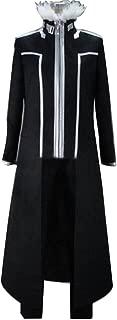 Sword Art Online Kirito Uniform Cosplay Costume Customized