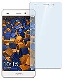 mumbi Hart Glas Folie kompatibel mit Huawei P8 Lite 2015 Panzerfolie, Schutzfolie Schutzglas (1x)
