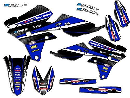 2002-2014 YZ 85, Vigor Blue Base kit, Senge Graphics, Compatible with Yamaha