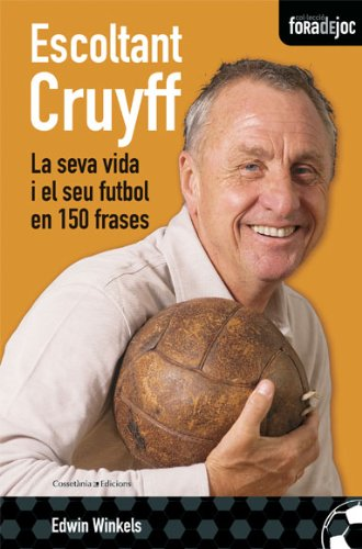 Escoltant Cruyff (Catalan Edition)