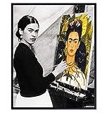 Frida Kahlo Art - Frida Kahlo Poster - 8x10...