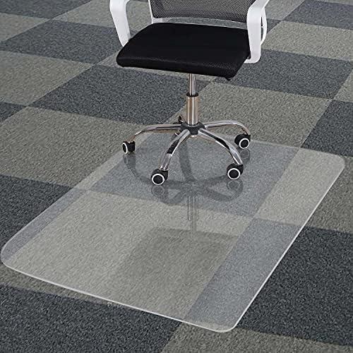 Top 10 Best high pile carpet chair mat Reviews