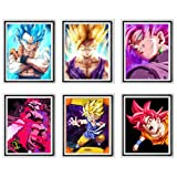 DBS Dragon Ball Super SSJ Gogeta Gohan Black Rose Goku