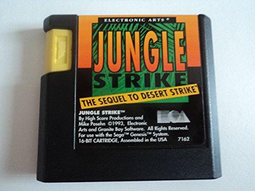 Jungle strike - Megadrive - PAL