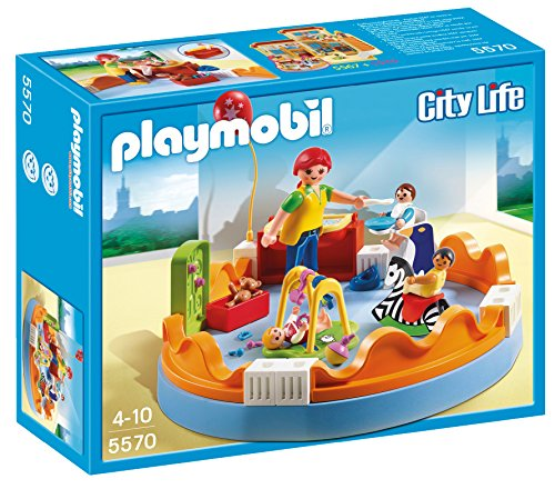 PLAYMOBIL Guardería: Zona de bebés playset