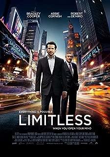 Limitless (UK ) POSTER (27