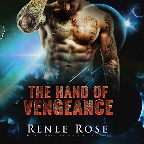 The Hand of Vengeance audiobook cover art
