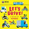 Pop-Up Vehicles: Let's Drive!: A Book of Numbers (Little Pop-Ups)