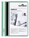 DURABLE Hunke & Jochheim Angebotshefter DURAPLUS®, strapazierfähige Folie, DIN A4, grün