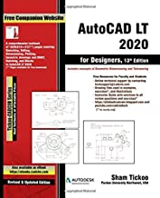 AutoCAD LT 2020 for Designers, 13th Edition