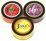 Jake's Mint Chew - Cherry, BlackBerry, Kola - Tobacco & Nicotine Free!