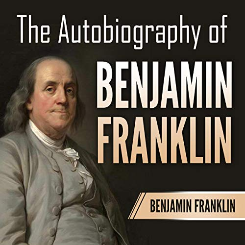 『The Autobiography of Benjamin Franklin』のカバーアート