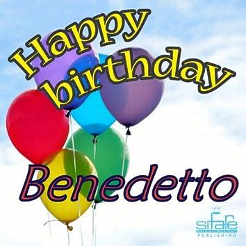Happy Birthday (Benedetto)