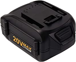Best worx wg787 replacement battery Reviews