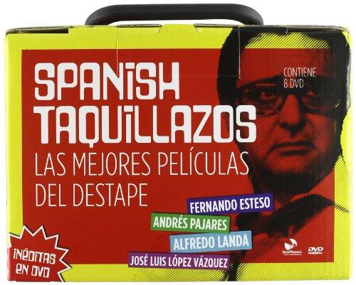 Maleta Spanish Taquillazos [DVD]