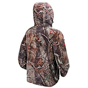 Badlands Alpha Breathable Waterproof Lightweight Hunting Jacket With Rain Hood Medium
