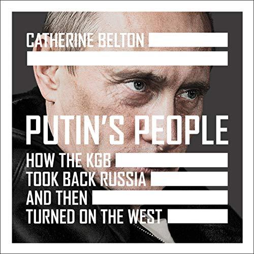 Couverture de Putin's People