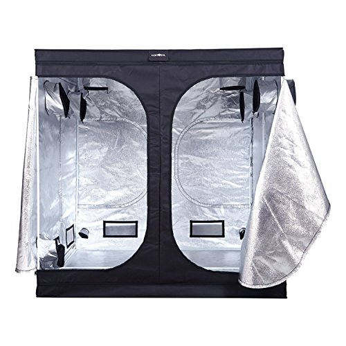 HORTOSOL Chambre de Culture intérieur box 200x200x200 cm