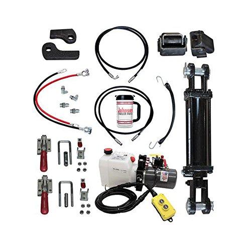 Hydraulic Tilt Deck Kit for Trailers - Tie Rod | 310 TR