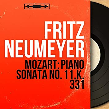 Mozart: Piano Sonata No. 11, K. 331 (Mono Version)