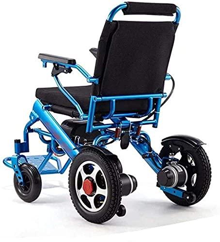 WXDP Selbstfahrend Intelligentes Zusammenklappen mit Elektroantrieb, sicher und einfach zu Fahren für zusätzlichen Komfort, Unterstützung 220 lb.