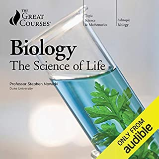 Biology: The Science of Life cover art