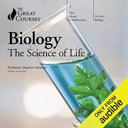 Page de couverture de Biology: The Science of Life