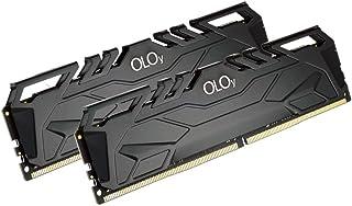 オルオイOLOy DDR4 3000Mhz(PC4-24000 )8GBx2枚(16GBkit)デスクトップ用メモリ ハイスピードタイプ CL16 1.35V 288pin キット 無期限保証(MD4U083016BJDA)