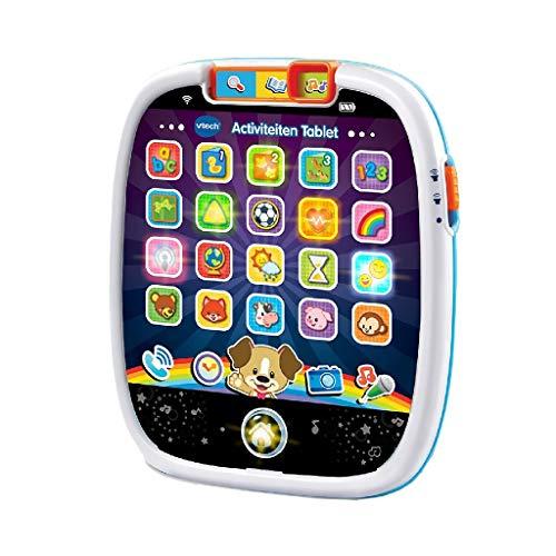 VTech Baby - Activiteiten Tablet -  Multikleuren - Plastic - Voor Jongens en Meisjes - Van 9 tot 36 maanden - Nederlands Gesproken