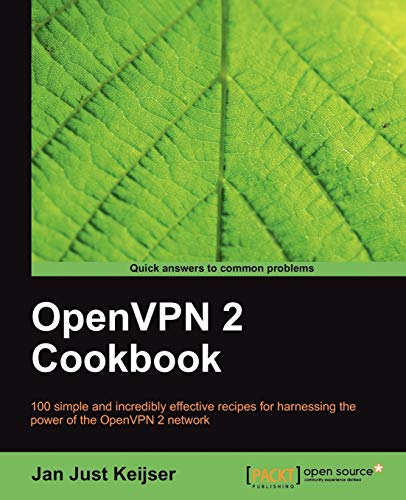 OpenVPN 2 Cookbook (English Edition)