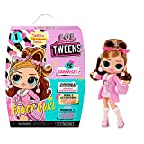 LOL Surprise Tweens Fashion Doll Fancy Gurl with 15 Surprises Including Pink Outfit and Accessories for Fashion Toy from MGA Entertainment