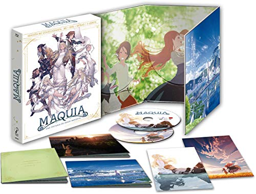 Maquia (Edición Coleccion