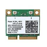 Ontracker - Tarjeta WiFi 5100 512AN_HMW Mini PCI e-Wi-Fi adaptador de tarjeta de red