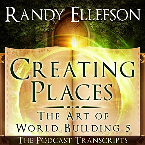 Creating Places - The Podcast Transcripts audiobook cover art