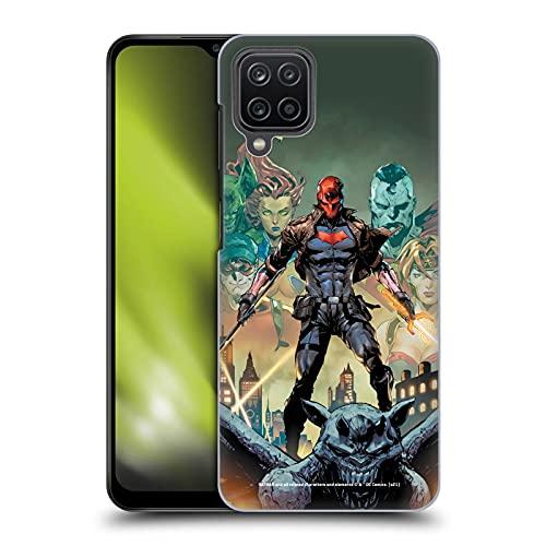 Head Case Designs sous Licence Officielle Batman DC Comics Et Les Hors-la-Loi # 50 Red Hood Coque Dure pour l'arrière Compatible avec Samsung Galaxy A12 (2020)