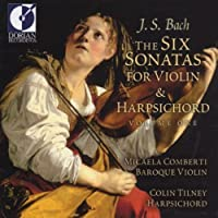 6 Sonatas for Violin & Harpsichord 1 by BACH / J.S. (2001-08-07)
