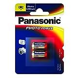 Panasonic Foto Litio Baterías CR2L x 2