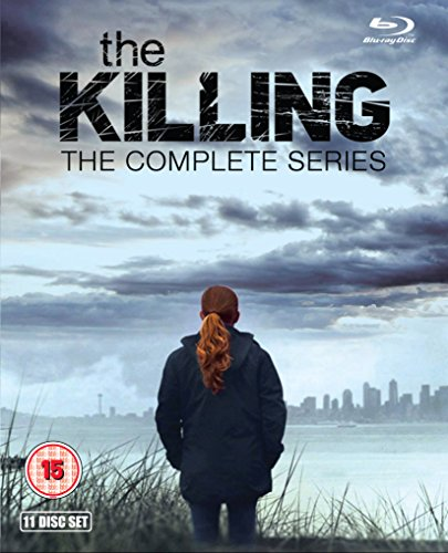 The Killing - The Complete Series (11 disc box set) Blu-ray